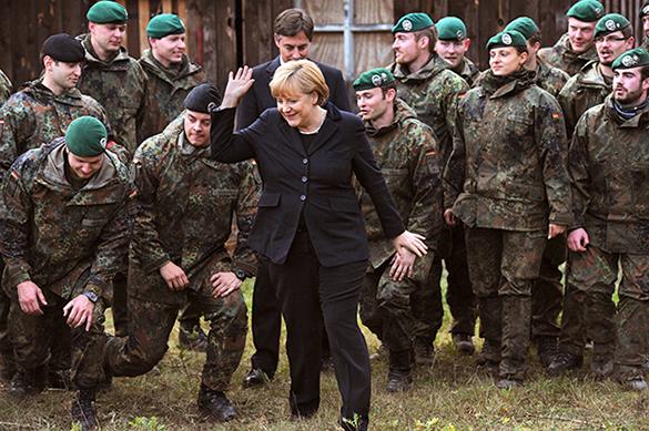 Немцы пошлют втрое больше солдат на учения по сдерживанию России. Немцы пошлют втрое больше солдат на учения по сдерживанию России