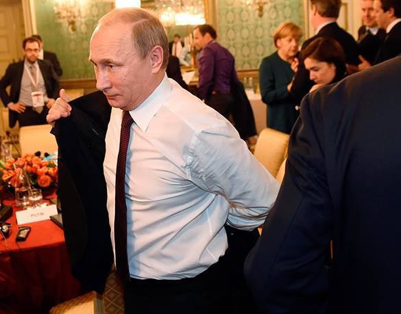 Ростислав Ищенко: Саммит в Милане - это не шаг навстречу, а говорильня. Ростислав Ищенко: Саммит в Милане - это не шаг навстречу, а гово