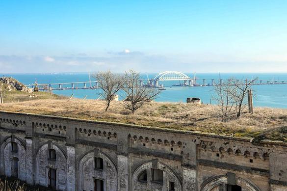 Украина потребовала компенсацию за страдания из-за Крымского моста. Украина потребовала компенсацию за страдания из-за Крымского мос