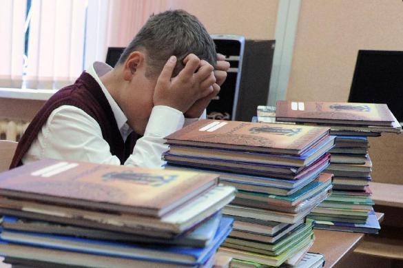 СМИ: школьные учебники запрещают из-за крамолы и непатриотизма. 398443.jpeg