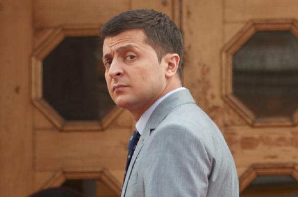 Сдать кровь на анализ Владимиру Зеленскому помог его актер.