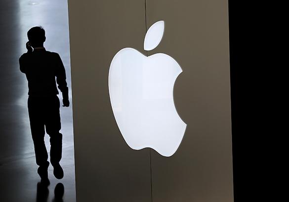 Капитализация Apple может превысить  трлн. Apple, логотип