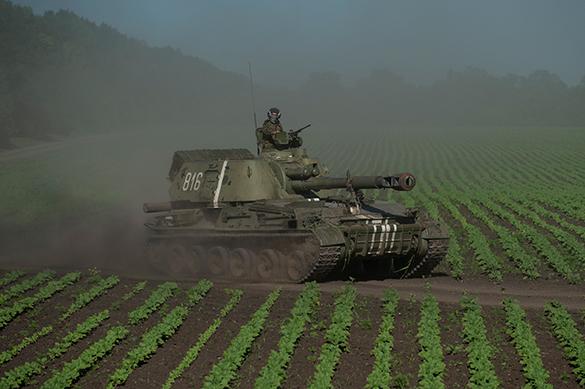 танк для Украины