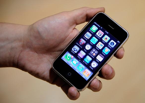 Сотовые телефоны может спровоцировать рак