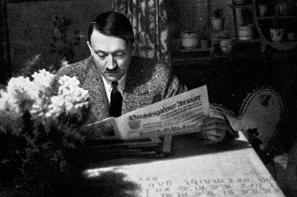 Историк рассказал о неизвестном факте из биографии Гитлера. Историк рассказал о неизвестном факте из биографии Гитлера