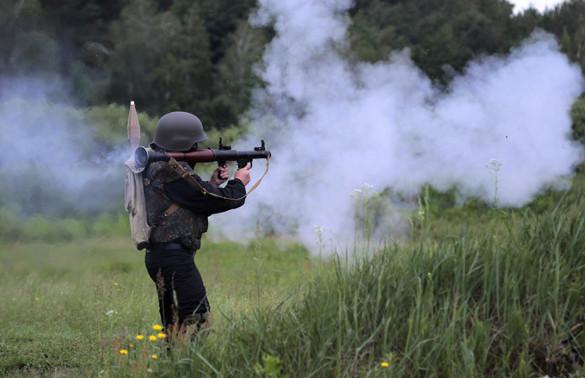 В умелых руках и жмых стреляет. Новый вид вооружения - это оружие Первой мировой