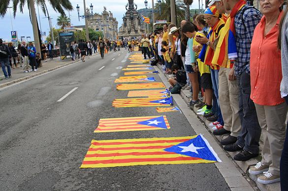 В Каталонии не исключают объявления независимости в одностороннем порядке. 376445.jpeg