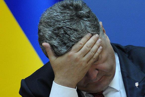 Администрация Порошенко предложила украинцам поблагодарить уходящего президента. 403445.jpeg