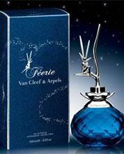 Аромат Feerie от Van Cleef & Arpels оформлен очень роскошно