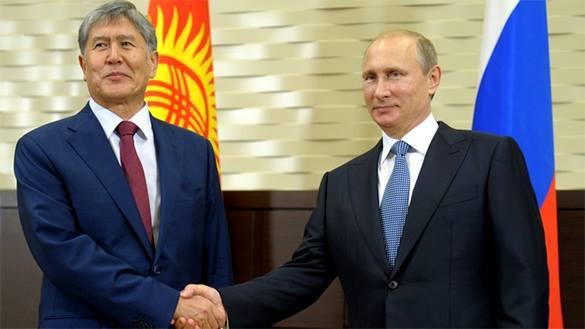 Атамбаев дезавуирует слухи о плохом самочувствии Путина в Петербурге. 314446.jpeg