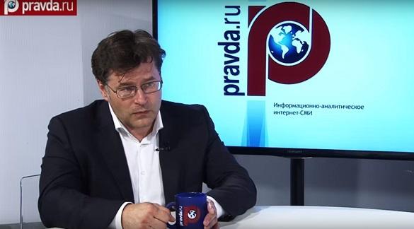 Алексей МУХИН: игры США со всем миром закончатся для них провалом. Алексей МУХИН