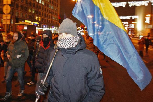 В Грузии задержаны прибывшие на митинг оппозиции вооруженные украинцы. 395446.jpeg
