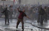 Рим на месяц запретил демонстрации. rome