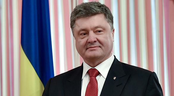 Порошенко: Украина прорывает блокаду с поставками ей оружия. Петр Порошенко