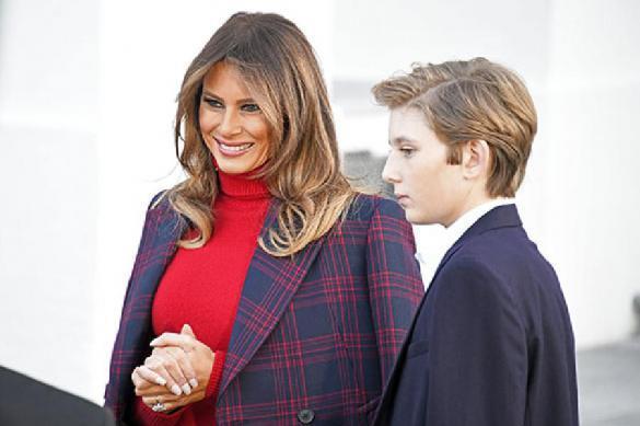 В Голливуде предложили посадить сына Трампа в клетку с педофилами. 388447.jpeg