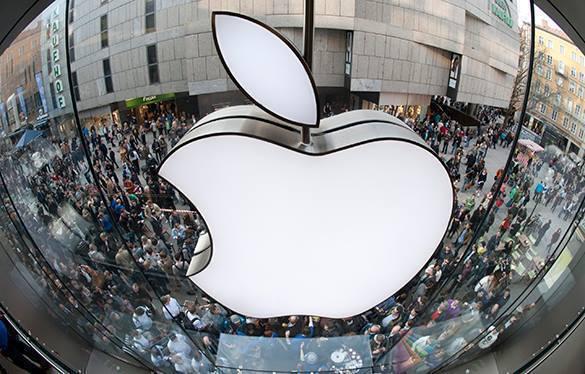 Apple признали самым дорогим мировым брендом
