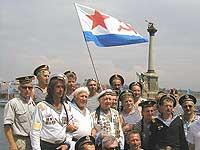 На День ВМФ в Севастополь съехались 80 тысяч гостей