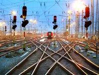 На месте схода цистерн восстановлено движение поездов. train