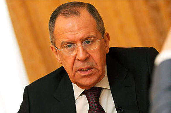 Лавров незнал опредупреждении отСША обударе посирийским войскам