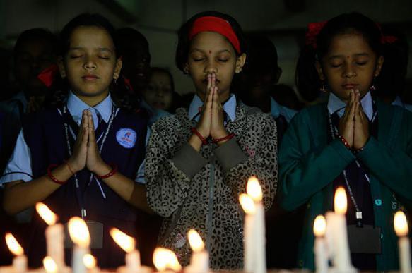 Обращение к Богу - лики христианской молитвы. 396449.jpeg