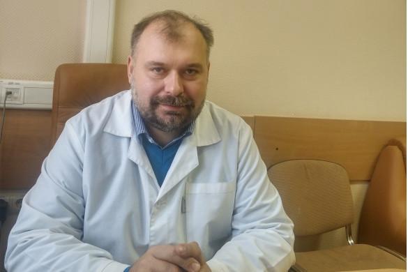 Олег Захаров: онкогематологические заболевания под контролем. 400449.jpeg