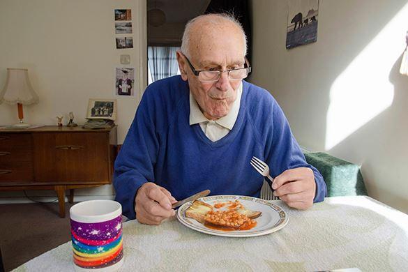 Ученые выдумали диету для пенсионеров