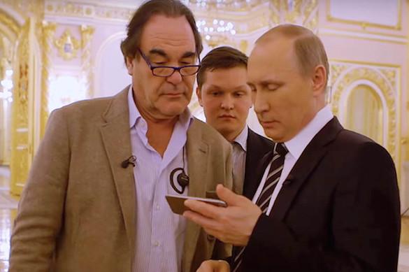 Президент России рассказал, как его уговорили на съемки фильма Оливера Стоуна. 371450.jpeg