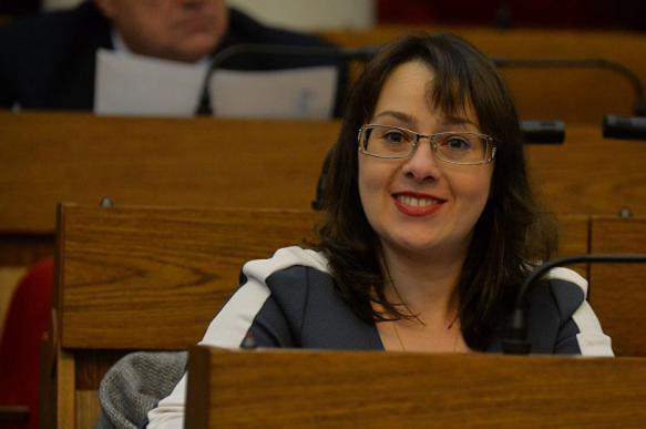 Депутат Анна Конопацкая призвала поставить точку в теме союзного государства с помощью референдума. 401450.jpeg