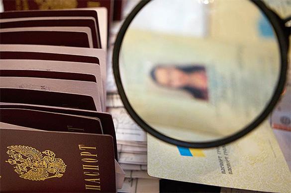 На Украине требуют отметить безвиз с Россией