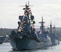 Совбез Украины требует от военных моряков РФ соблюдать законы