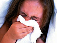 Число жертв гриппа на Украине возросло до 87
