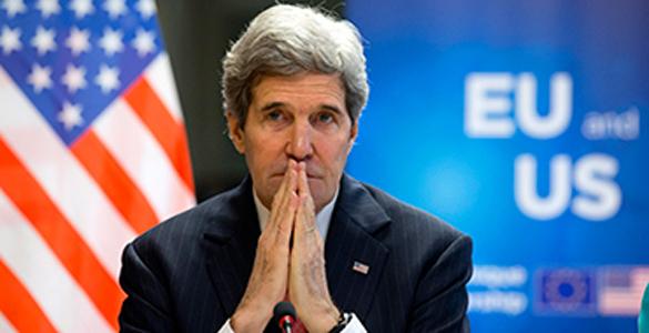 Керри заявил о смене позиции США по Сирии
