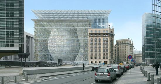 Здание Евросовета в Брюсселе эвакуировали из-за ядовитых паров. Здание Евросовета в Брюсселе эвакуировали из-за ядовитых паров