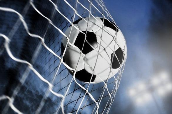 Судья свистнул гол у аргентинской команды. Судья свистнул гол у аргентинской команды