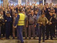 ОМОН оттеснил пикетчиков, перекрывших алтайскую трассу