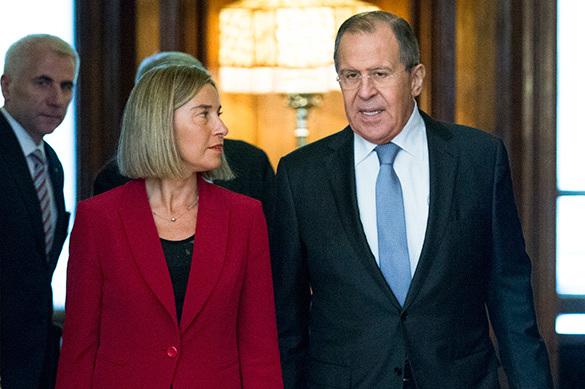 Лавров призвал ЕС сконцентрироваться на общих реальных угрозах