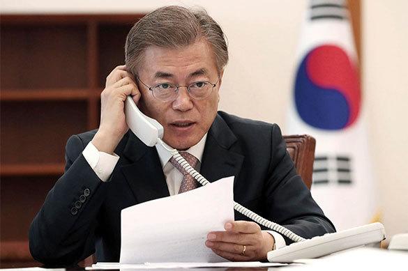 Президент Южной Кореи ждет встречи с президентом КНДР