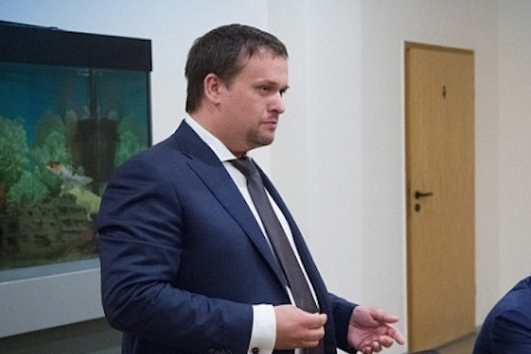 Молодой врио главы Новгородской области