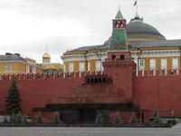 Мавзолей Ленина закроют на две недели. moscow