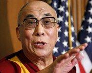 Китай требует от США прекратить поддержку Далай-ламы. dalailama