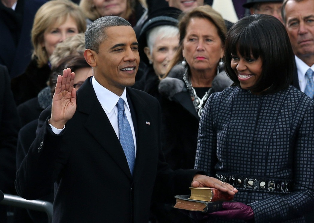 Инаугурации президентов США: Лидеры напивались, умирали и забыва