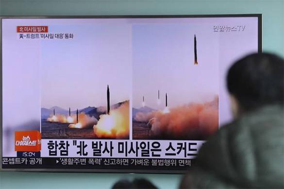 Токио требует право разбомбить Северную Корею