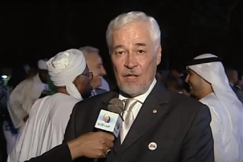 Озвучена предварительная причина смерти российского посла в Судане. Озвучена предварительная причина смерти российского посла в Суда