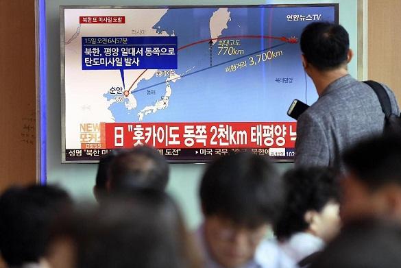 Пхеньян: заявление Трампа — это война, объявленная Северной Корее. 376455.jpeg