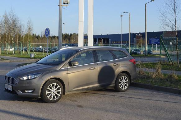 Hyundai интересуется покупкой двух заводов Ford в России.