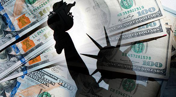 Историк: План блицкрига по развалу России провалился, теперь Америка намерена торговаться. Статуя Свободы