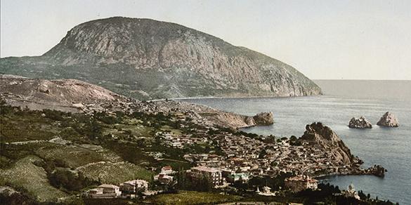 Крым, побережье
