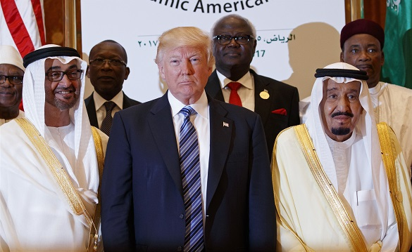 Станет ли Дональд Трамп старшим братом для арабского мира и Изра