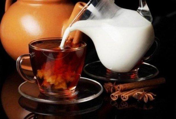Исследование: чай с молоком вреден для здоровья. Исследование: чай с молоком вреден для здоровья