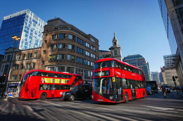 Лондонские автобусы станут ездить на кофейной гуще. Лондонские автобусы станут ездить на кофейной гуще
